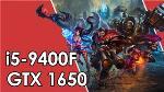 Geforce Gtx 1650 Jeux Pc Intel Cpu 4 Ghz 16gb Ram 240gb Ssd 1tb Hdd Win10 Pro