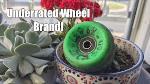 Looner Fireballs X 4 Vintage Skateboard Wheels From The 1970's